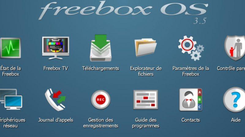 Freebox Révolution : comment importer vos contacts depuis votre smartphone