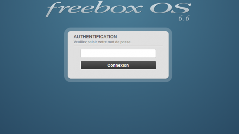 Clin d'œil : une étrange version de Freebox OS trouvée au siège de Free