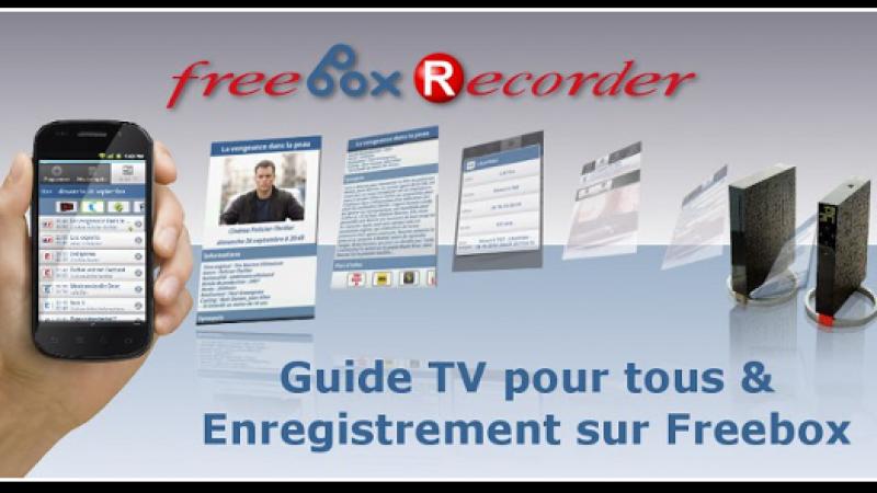 Une mise à jour et des nouveautés pour Freebox Recorder