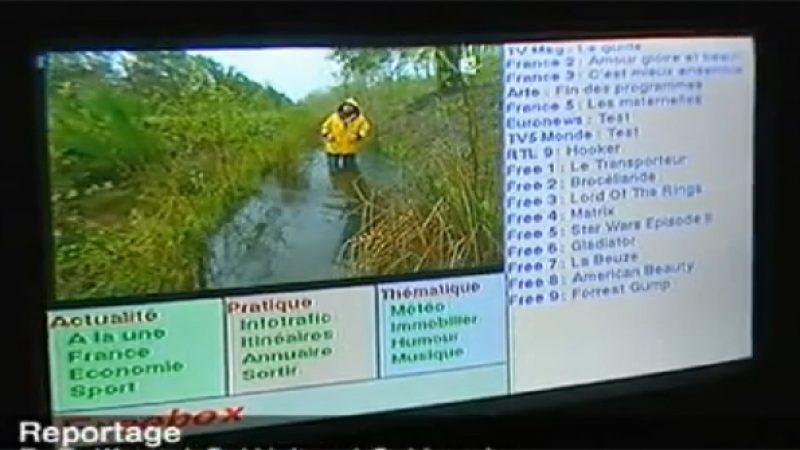 Clin d'œil : Des fonctions sur Freebox TV qui n'ont jamais vu le jour