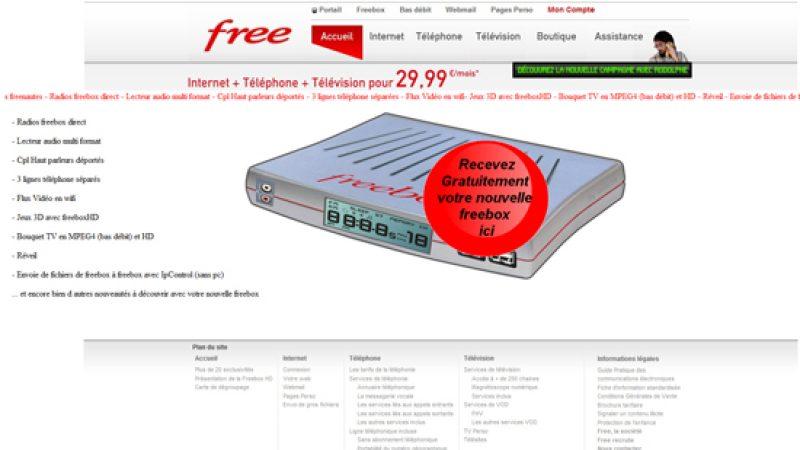 Clin d'œil : Quels pourraient être les futurs services de la Freebox V6 ?