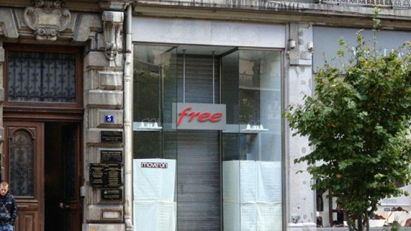 Découvrez le nouveau Free Center qui s'apprête à ouvrir à Grenoble