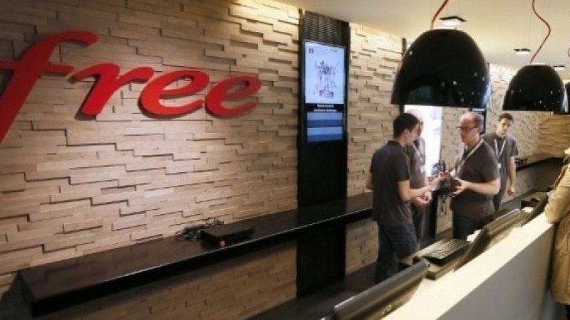 Free lance les recrutements pour son nouveau Free Center de Valence