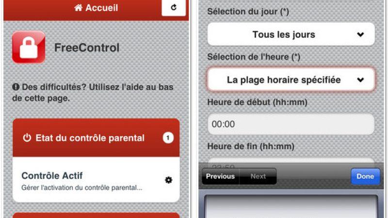 Le contrôle parental à portée de main avec « FreeControl » ! 10 licences à gagner !