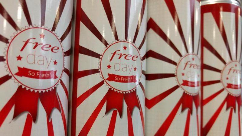 Free organise un FreeDay pour les Free Helpers et relooke son siège social