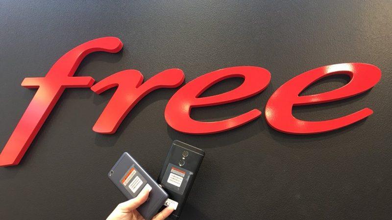 Location de smartphones chez Free Mobile : bientôt le retour