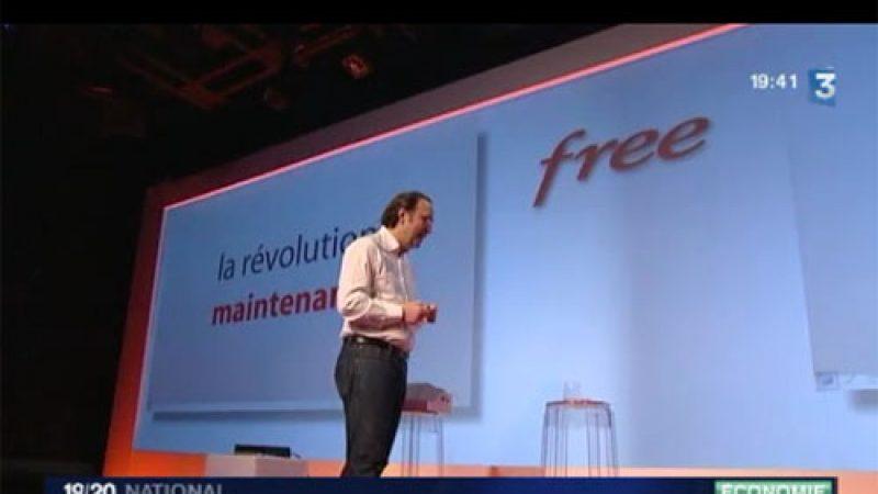 Reportage : baisse des tarifs du mobile et arrivée de Free Mobile
