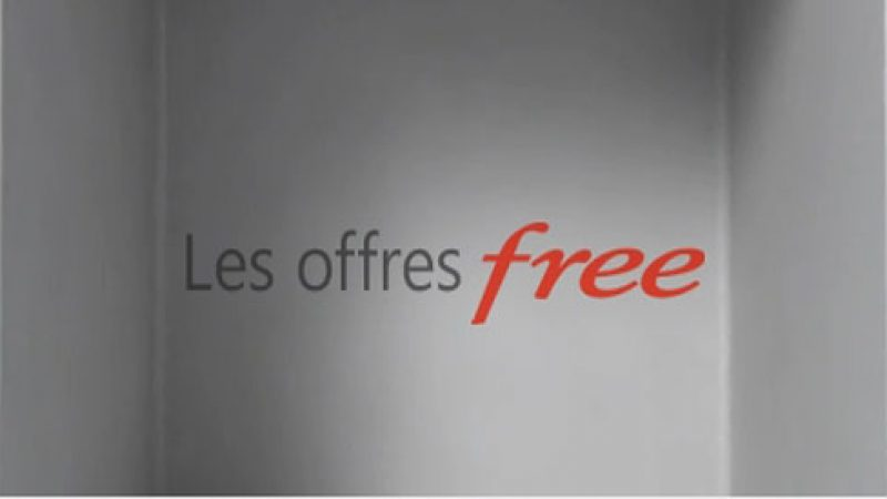 Free va annoncer des offres spéciales pour le Black Friday dès ce soir