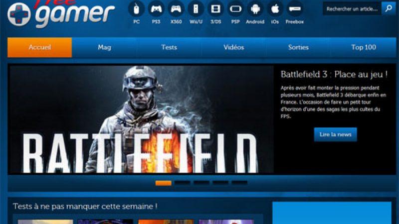 Free Gamer : Le nouveau portail de jeux vidéo lancé par Free