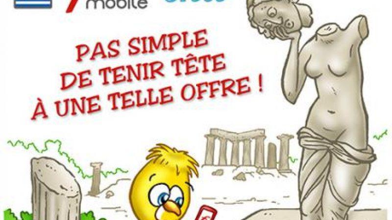 Free Mobile semble lancer une campagne de publicité virale