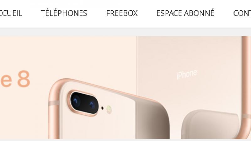 IPhone 8 et 8 Plus chez Free Mobile : lancement d'un outil de suivi des commandes