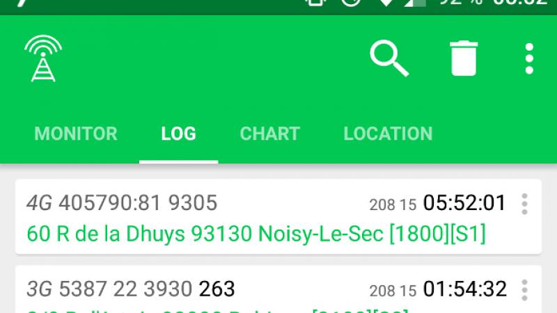 Bande 1800 MHz : Free Mobile déploie activement la 4G+