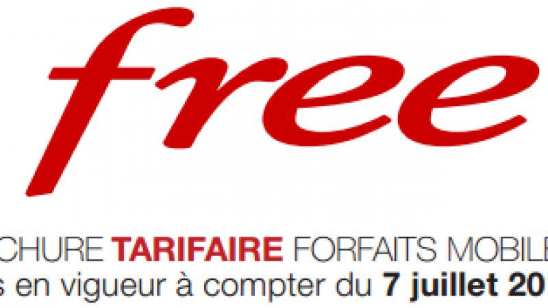 Pass Destination : Free Mobile publie une nouvelle brochure tarifaire