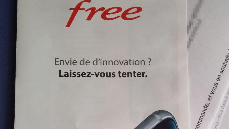 Clin d'oeil : « Envie de d'innovation ? Laissez vous tenter. »