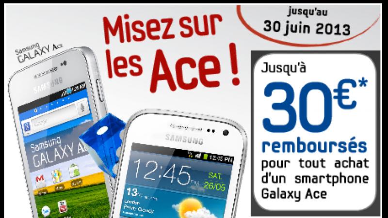 Free Mobile : Nouvelles offres de remboursement pour le Galaxy Note II et Ace