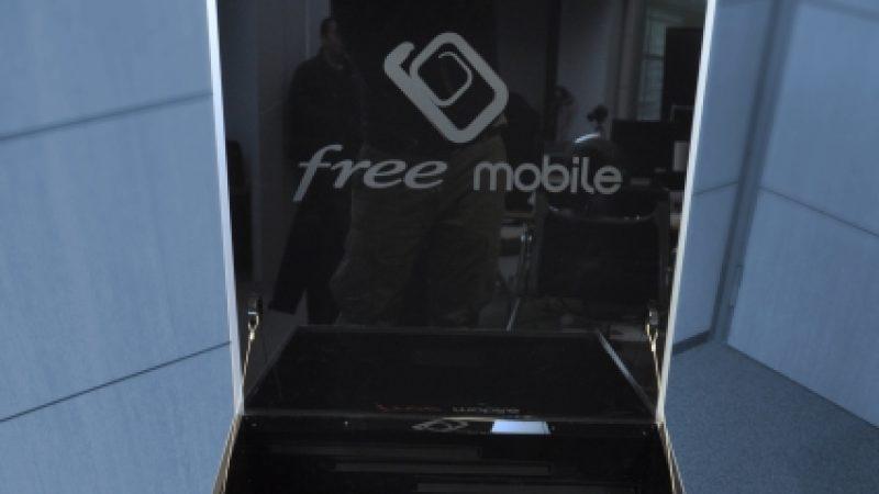 Free Mobile demande à ce que sa terminaison d'appel soit de 3,4 cts/min