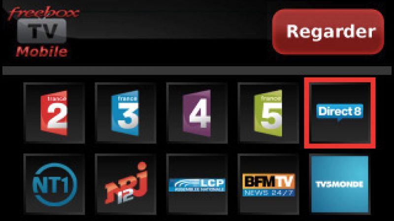 Freebox Tv Mobile (iPhone) mise à jour