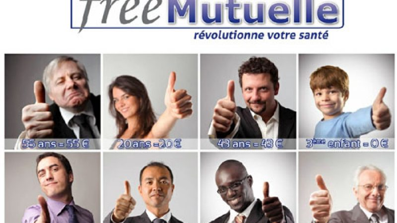 Free Mutuelle : Attention, ce n'est pas Free !