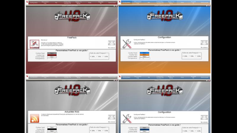 TvFreeplayerTools évolue et donne naissance à FreePack