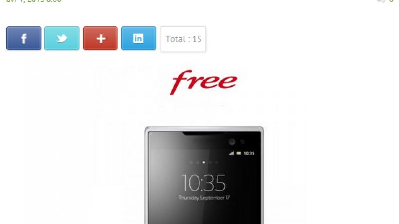 """Les poissons """"télécoms"""" de ce 1er avril : Freephone à 20 €,  4541 nouvelles antennes Free Mobile actives en 4G"""
