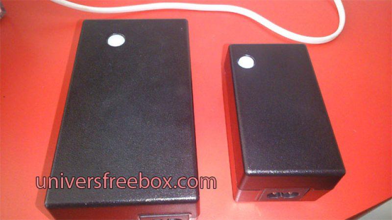 Free va lancer des accessoires pour la Freebox mini 4K : disque dur, mini freeplugs, etc.