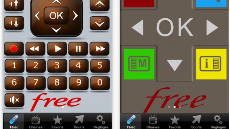 Freebox Révolution : Mise à jour mineure pour Free Téléc