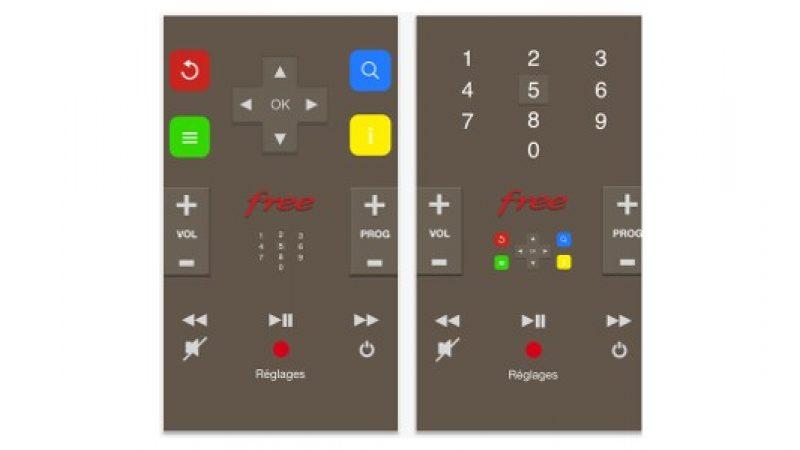 Freebox : l'application de télécommande virtuelle TélécFree s'annonce plus légère et plus fluide