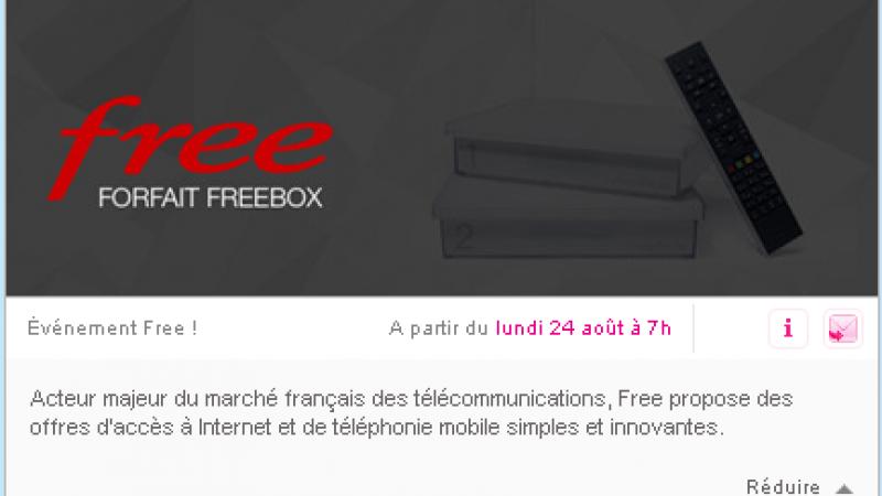 Vente-privée Freebox : à quoi peut-on s'attendre ?