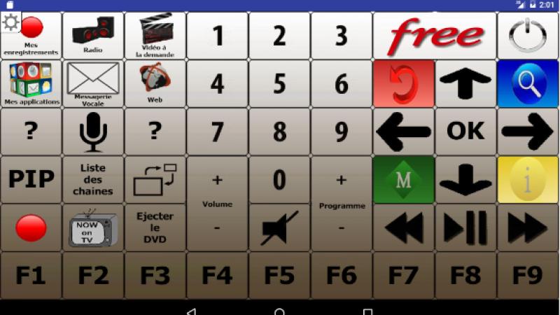 La télécommande multifonctions Free Zap Player lance une nouvelle mise à jour