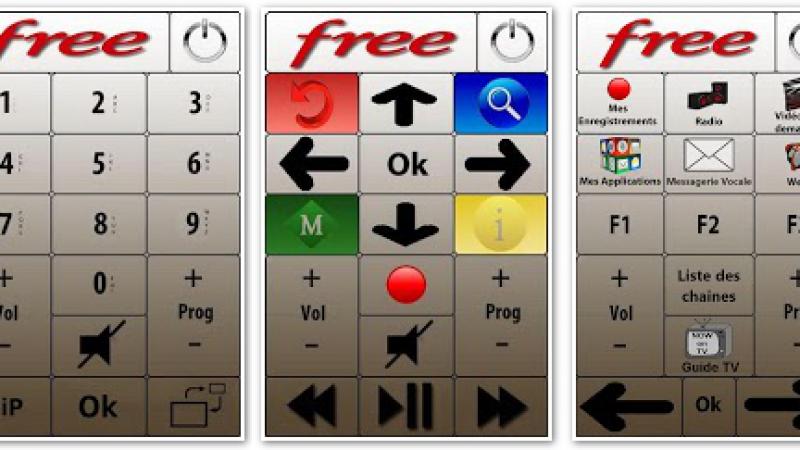 Free Zap Player intègre la commande vocale pour piloter la Freebox Révolution