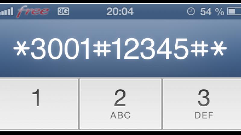 Free Mobile : Déterminez la bande de fréquence utilisée par votre iPhone