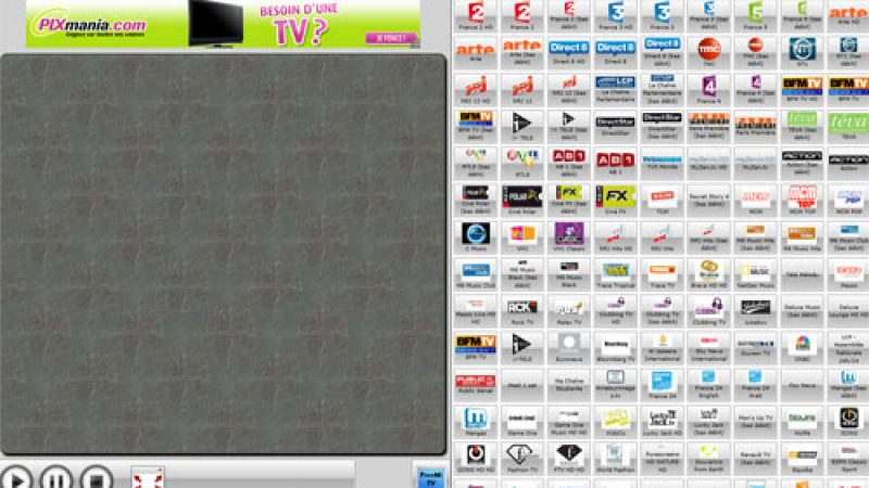 FreeMi TV, le multiposte accessible sur Windows et Mac