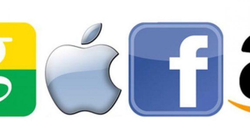 Paris et Berlin main dans la main pour taxer Google, Apple, Facebook et Amazon