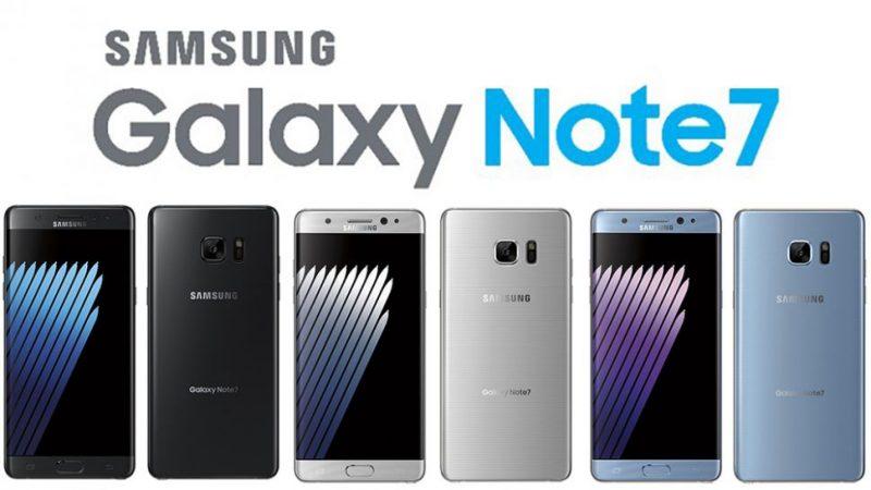 Samsung et Free mettent en place la procédure nécessaire au remplacement du Samsung Galaxy Note 7