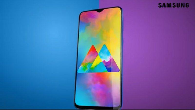 Samsung Galaxy M20 : le smartphone à prix attractif avec batterie 5 000 mAh commence à arriver en Europe
