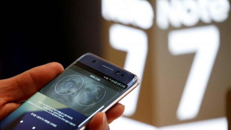 Note 7 : Samsung promet des bons d'achats et des remboursements pour conserver ses clients