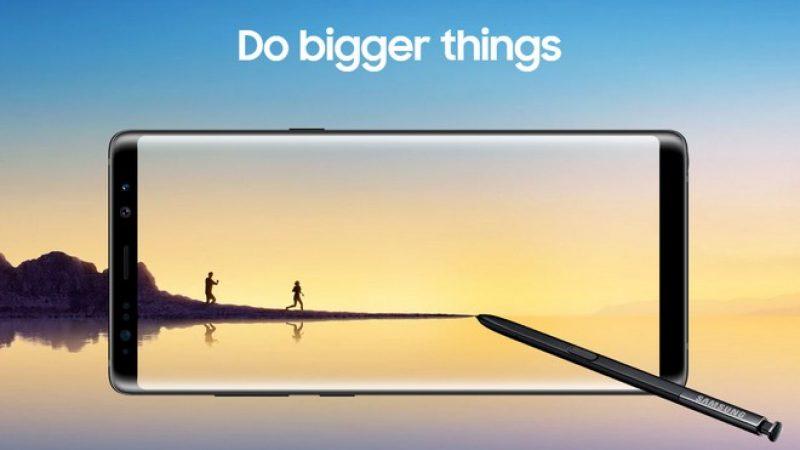 Samsung Galaxy S8, S8+ et Note8 : à quand la mise à jour Android Pie avec One UI ?