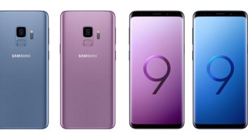 Avec l'échec du Galaxy S9, Samsung revoit ses estimations à la baisse