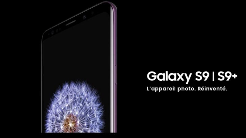 Free Mobile : Le Samsung Galaxy S9 est maintenant disponible à la location pour 22 euros/mois