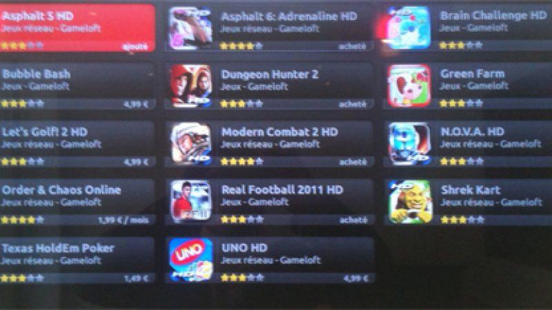 Freebox Révolution : deux jeux gratuits Gameloft sur le Freestore ce midi
