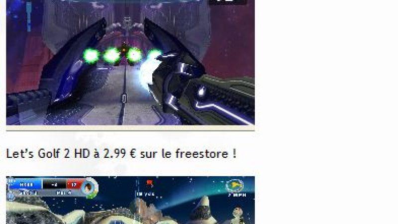 Freebox Révolution : Quatre jeux Gameloft à 2,99€ pour la Saint Valentin