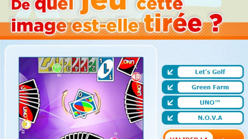 Jeux Concours Gameloft : Gagnez un iPad