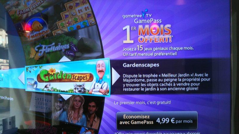 Découvrez le nouveau GamePass du mois de mai de GameTree TV