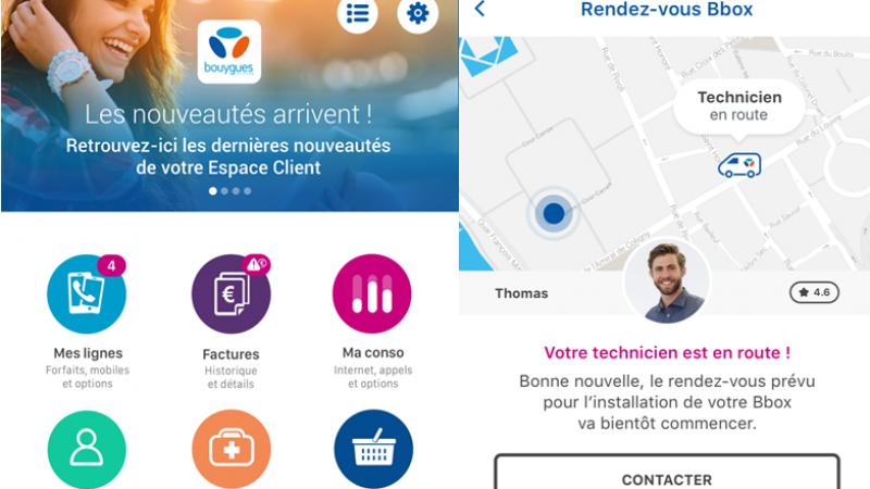 Bouygues Telecom lance le premier service de géolocalisation des techniciens fibre