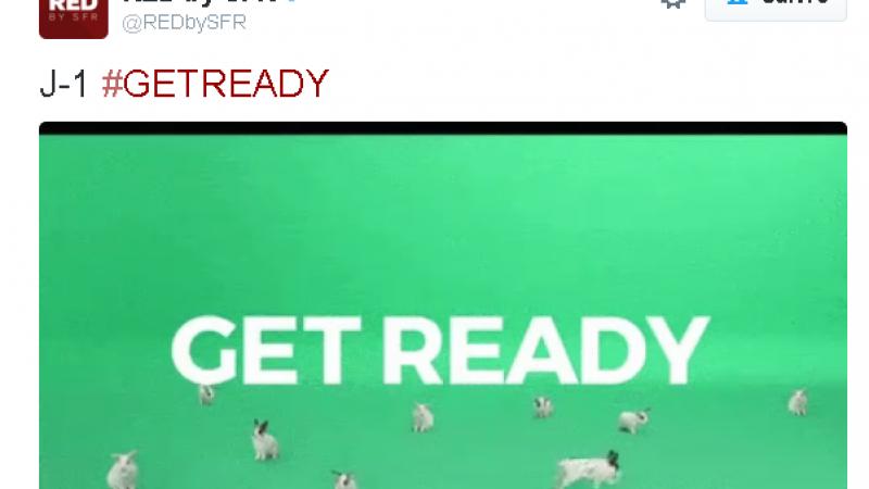 RED by SFR annonce qu'il va se passer quelque chose demain
