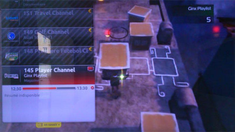 Nouvelle chaîne sur Freebox TV: Ginx, 1ère chaîne internationale sur les jeux vidéo