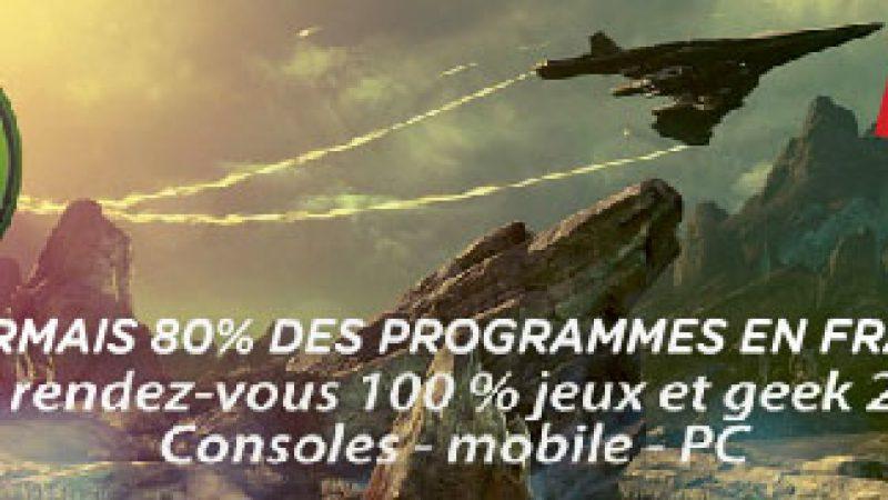Freebox TV : Ginx, 1ère chaîne sur les jeux vidéo, propose désormais 80% de ses programmes en français