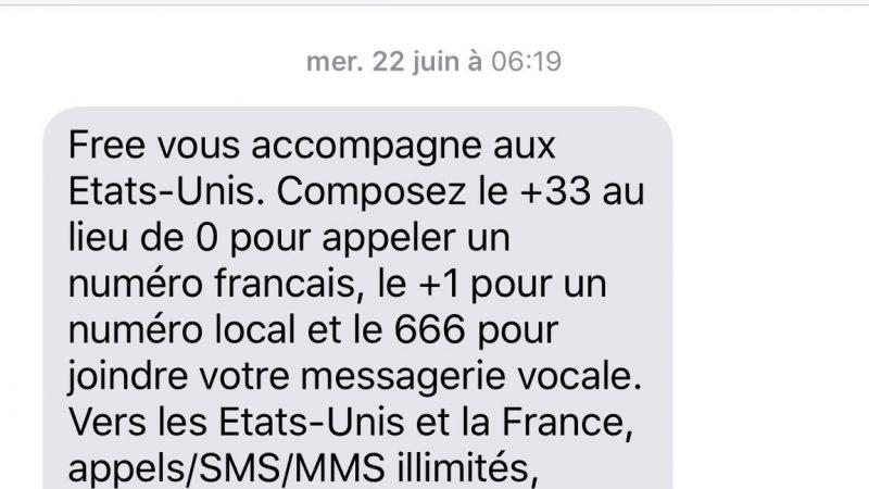 Clin d'œil : Quand Free Mobile décompte la data incluse à l'étranger avec précision plus forte qu'une horloge suisse