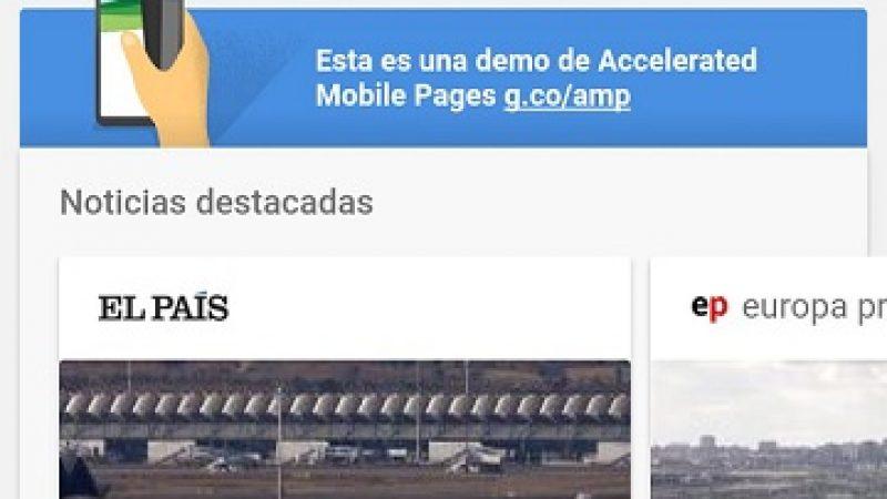 Google dévoile AMP afin d'accélérer le temps de chargement des pages web sur mobile