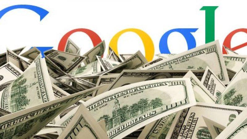Google échappe au fisc une première fois, l'Etat fait appel de la décision